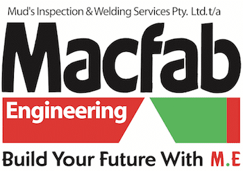 MacFab Engineering Retina Logo