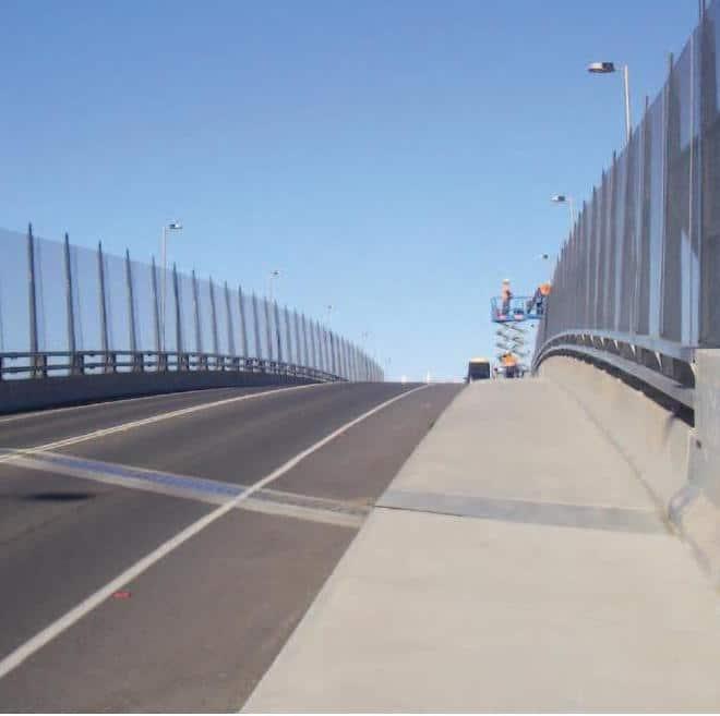 The Borella Road Overpass, Albury